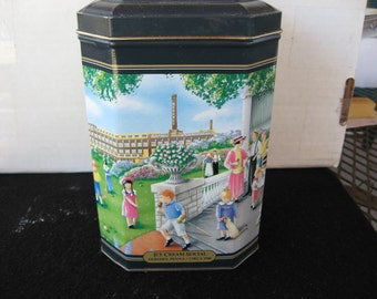 Hersheys Hugs Ice Cream Social Tin