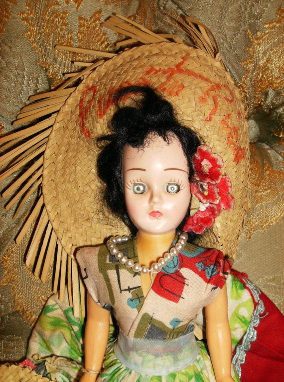 Vintage Dolls of The World Vintage Doll of The World