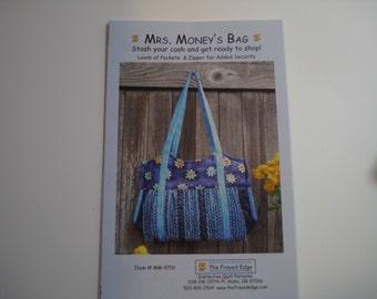 Mrs Money Bags Handbag