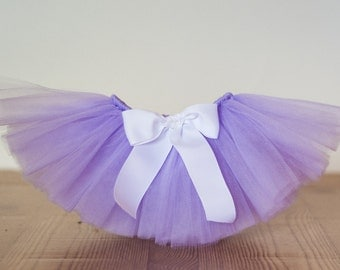 """Light Purple tutu """"Sophia"""" lilac tutu lavender tutu girls tutu purple tutu photo prop purple birthday tutu skirt size 5 6 7 8 10 12"""
