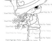 INSTANT DOWNLOAD Digital Digi Stamps Big Eye Big Head Dolls Digi Bestie Boy By Sherri Baldy