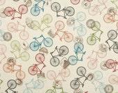 Bicycle Nursery Set- Custom Order