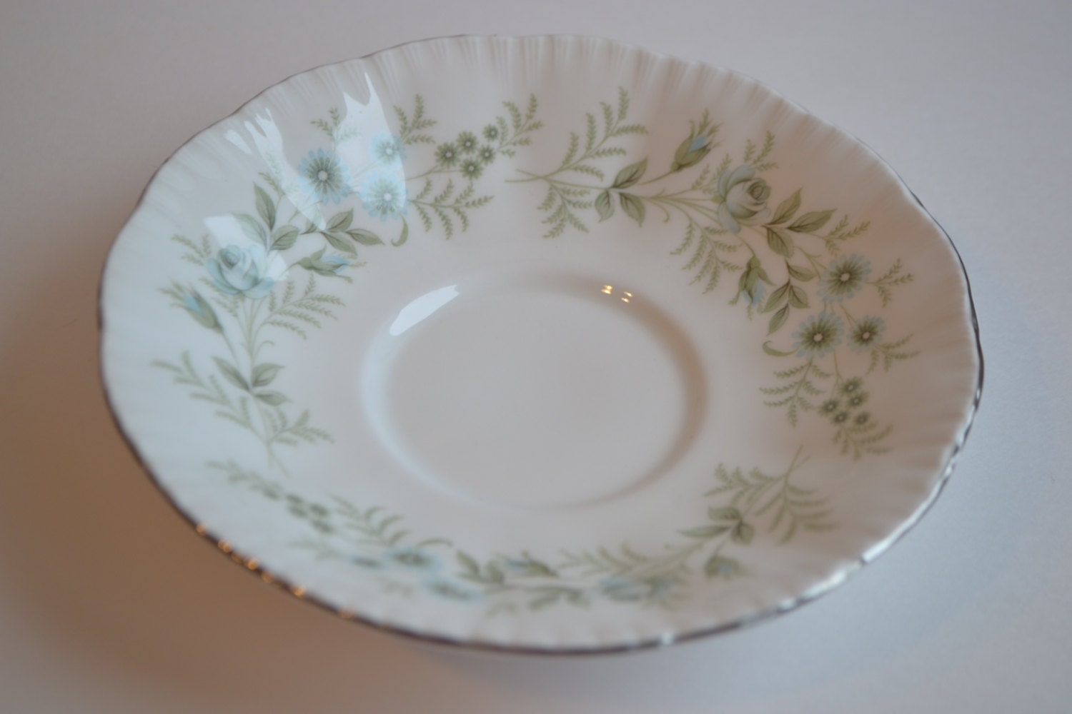 Paragon Debutante Replacement Saucer, saucer only, c. 1963-
