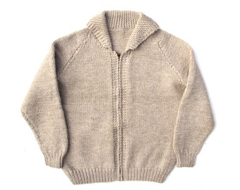 Sale - Vintage Shawl Cardigan