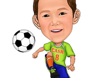 Caricatures for KIDS