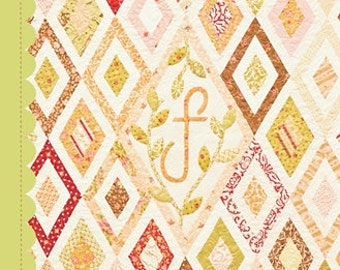 French Kiss - Quilt Pattern - Fig Tree & Co - FTQ 804
