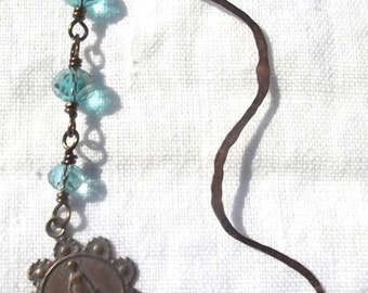 Blessed Virgin Mary Miraculous Medal Bookmark
