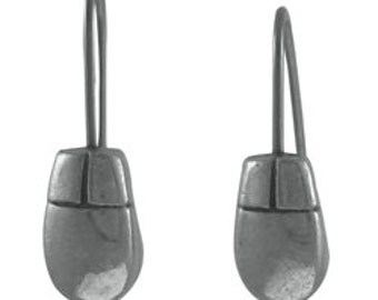 Computer Mouse Earrings - LT435