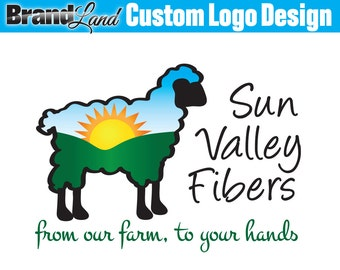 Custom Shop Logo Design