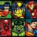 "Superhero Print - 16""x20"""