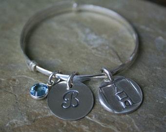 Galilee Montessori custom bracelet bangle