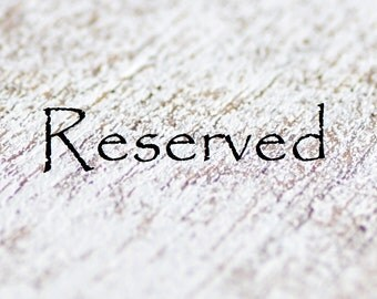 Reserved: Standard to Priority