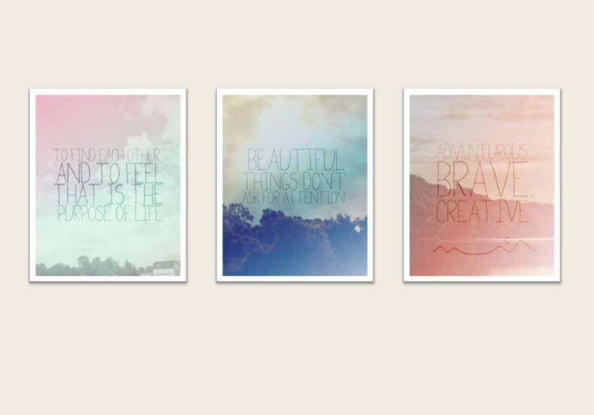 Secret Life Of Walter Mitty Quotes Interesting The Secret Life Of Walter Mitty Quotes.set Of Three
