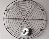 Vintage French wire Cake rack or tray