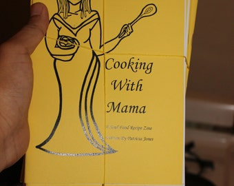Cooking With Mama, A Soul-food Recipe Zine