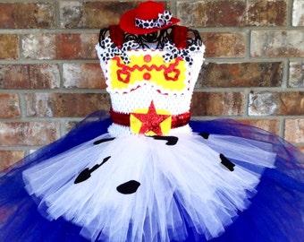 Deluxe Jessie..Costume...Disney...Birthday...Toy Story
