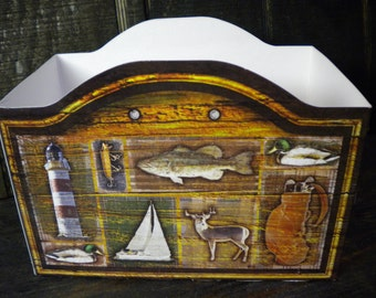 Outdoorsman Theme Gift Box, Decorative Gift Boxes, Special Occasion Gifts