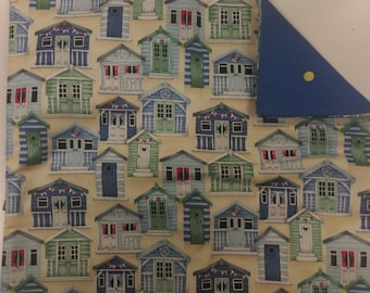 Beach Houses Cushion Cover 14""