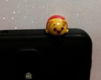 Winnie the Pooh Phone Plug