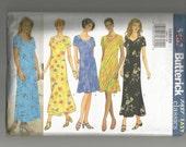 2001 Butterick Pattern 5467 size 18, 20, 22 Dress