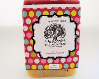 Artisan Soap - Hawaiian Plumeria