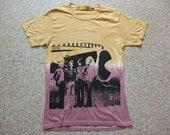 70s Mega Rock Star T Shirt L