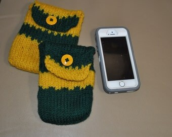NDSU Bison Color Cell Phone Case
