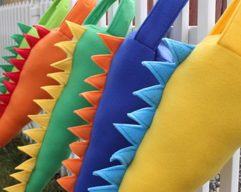 Dinosaur Dragon Tail Birthday Costume Halloween outfit Gift idea Party Favor christmas gift idea