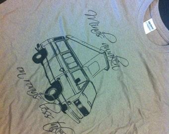 VW Vanagon/Bus Minds Awaken Shirt