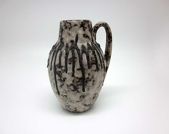 West German handled vase by Scheurich (414-16)