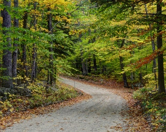 HDR Photography, Fall photos, New England, Scenic Landscape