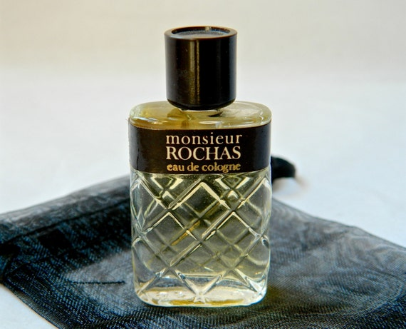 vintage monsieur rochas cologne eau de toilette for men early. Black Bedroom Furniture Sets. Home Design Ideas