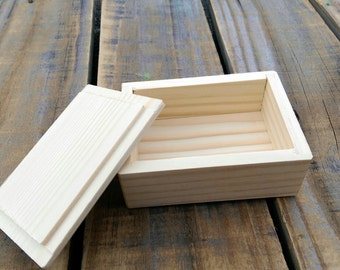 Small Wooden Boxes- Wooden Box- Wholesale Boxes- Party Favors- Ring Boxes- Wedding Favors- Rosery Box