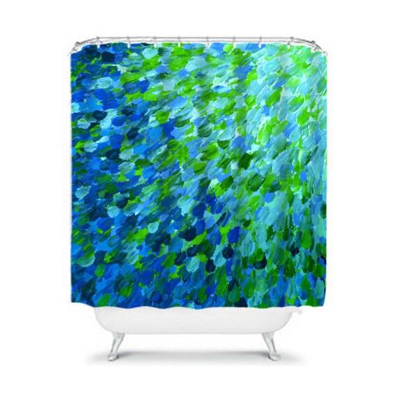Splash Into The Deep Ocean Waves Fine Art Painting Shower