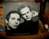 Simon and Garfunkel Bookends Record LP