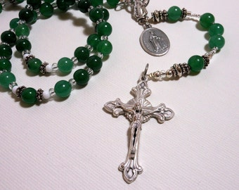 St. Dympha Traditional Five Decade Rosary