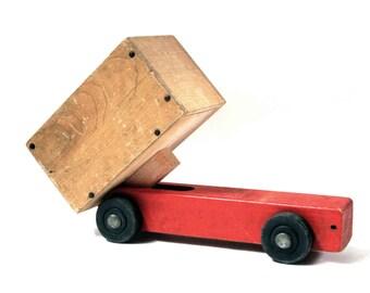 Vintage Wood Truck