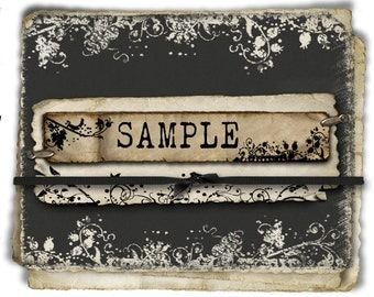 SAMPLE- For ONE (1) Item -LIMIT 3 Samples-list of products offered/not offered as samples