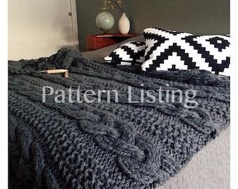 ASPEN Blanket PDF Pattern