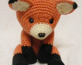 Custom Amigurumi Fox