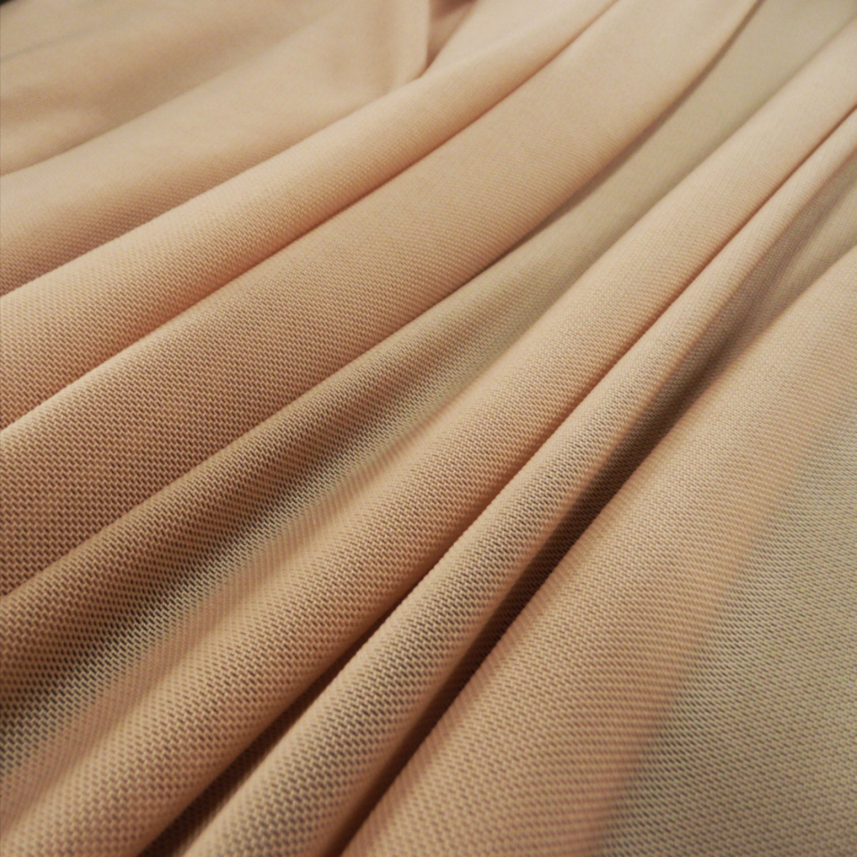 Telio Stretch Nylon Mesh Knit Scarlett - Fabric.com