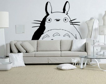 Totoro Wall Art Decal Sticker