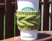 Coffee Cosy for coffee on the go
