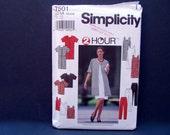 Coat / Jacket . Dress . Top . Pants . Sewing Pattern . UNCUT .  Simplicity 7501 . sizes 6 -16