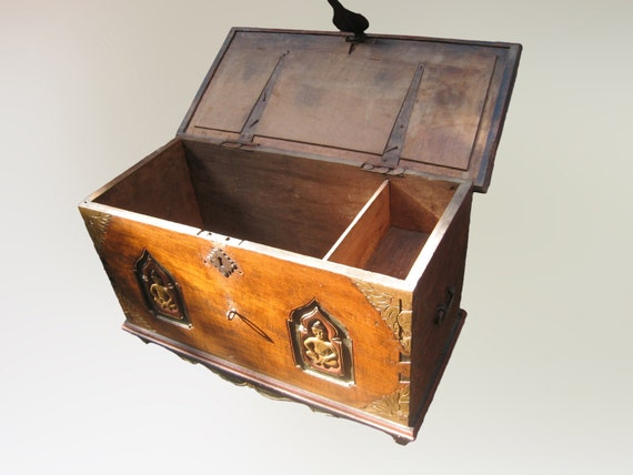Rare Asian Dowry Chest  on Etsy