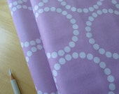 Pearl Bracelets Lilac A-4116-P - Lizzy House for Andover - HALF YARD Modern Quilting Sewing Craft Cotton Fabric