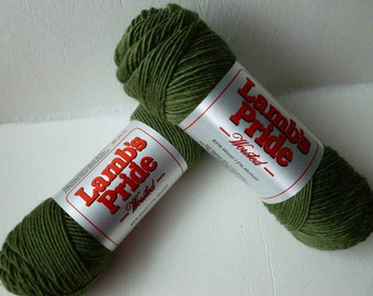 Yarn Sale  - Old Sage Lamb's Pride Worsted by Brown Sheep Company