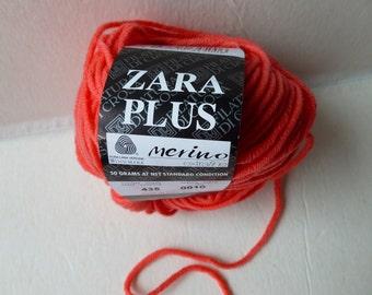 Yarn Sale  - Melon 435 Zara Plus Filatura Di Crosa Yarn