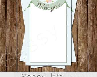 Engagement Thank You - Woodsy Twiggy Outdoor - Instant Download