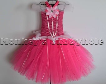 Sleeping Beauty Princess Aurora Tutu Dress